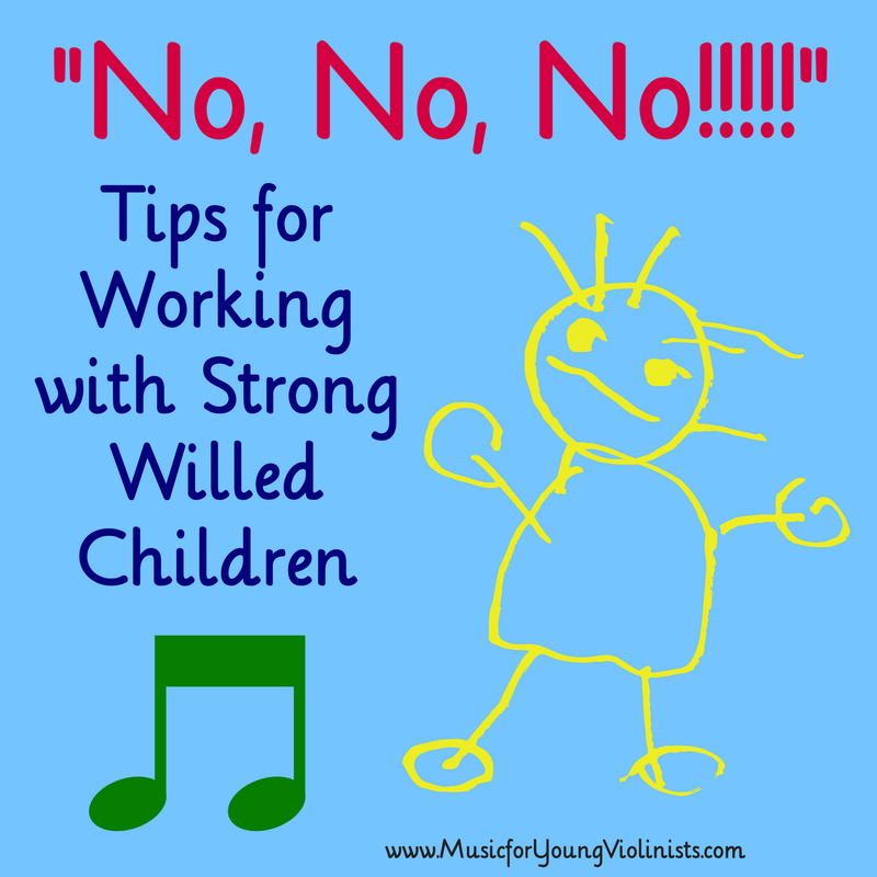 Tips Strong Willed Children