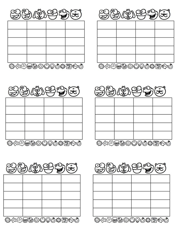 Animal Check-Off Chart www.MusicforYoungViolinists.com #FreeViolinMusic, #MusicforYoungViolinists, #SuzukiViolin, #ViolinTeaching, #Practice, #PracticeChart, #CheckOffChart