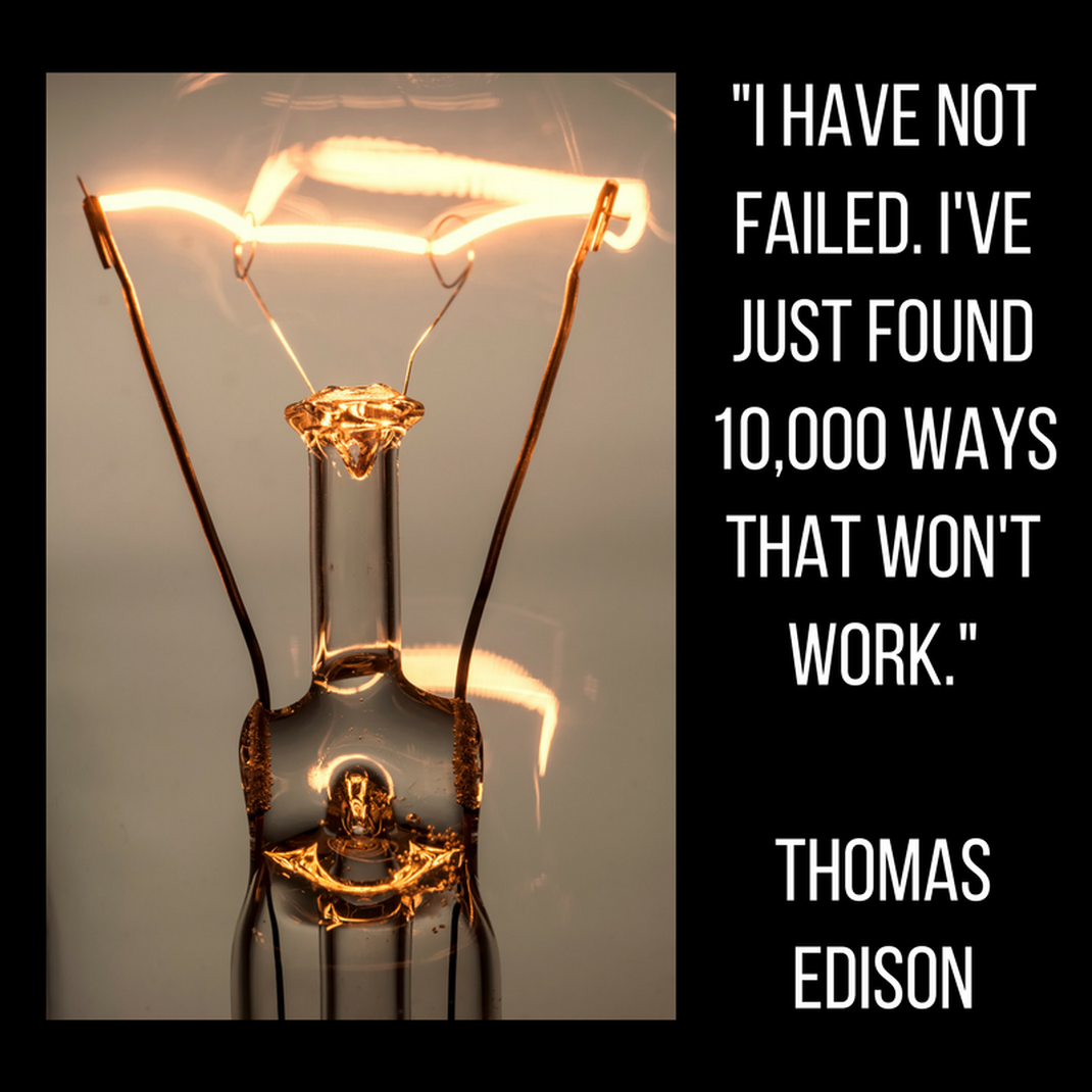 Edison Quote Free Download