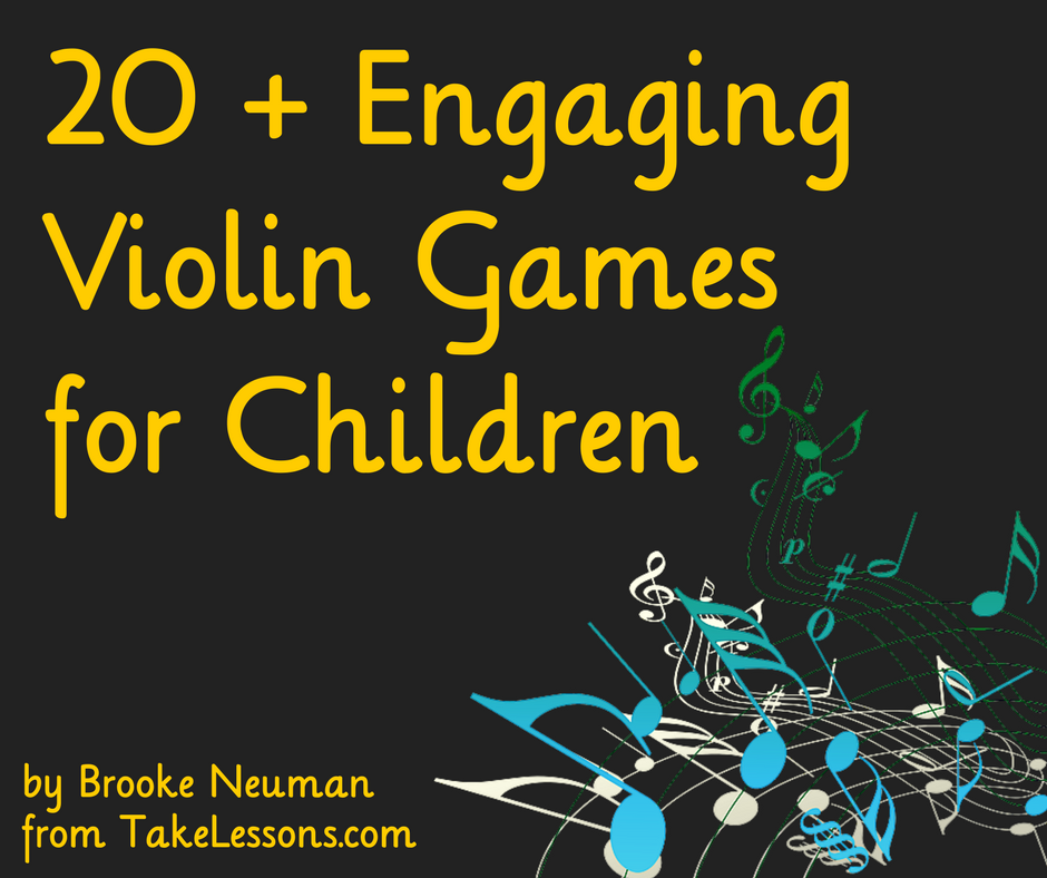 Violin Games for Children