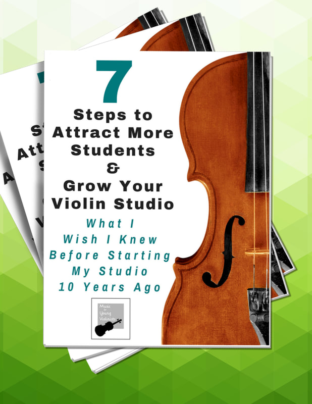 Private Violin Studio