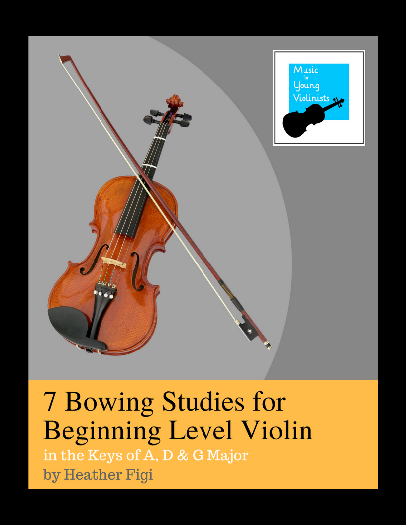 Bowing Beginning Violin