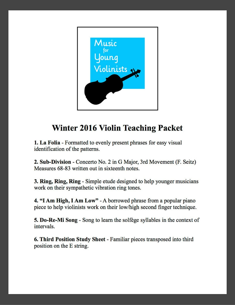 Free Violin Sheet Music