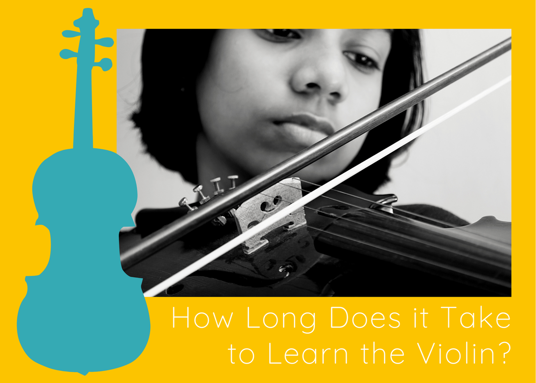 How long to learn violin ?