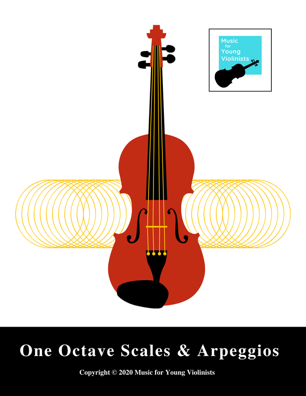 Violin Scales one Octave
