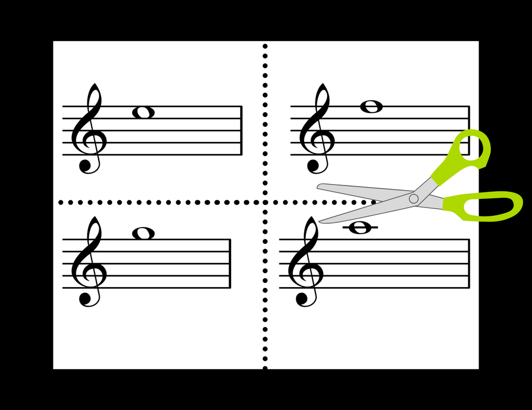 online music note flashcards