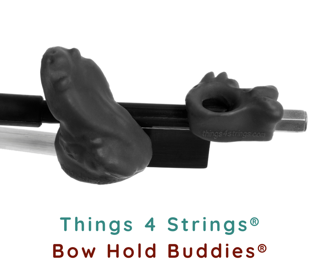 Bow Hold Tips Violin
