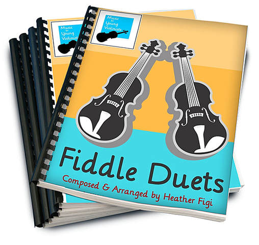 Fiddle duets