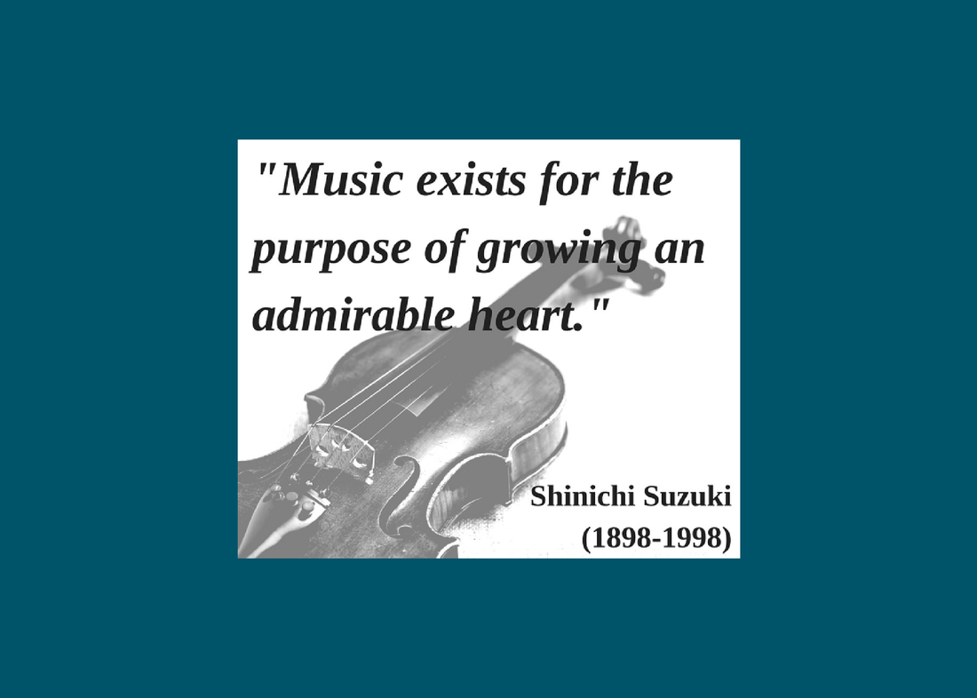 Shinichi Suzuki quotes