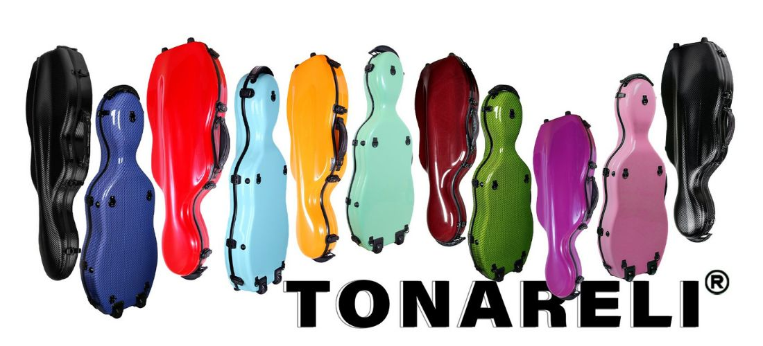 Tonareli Violin Cases