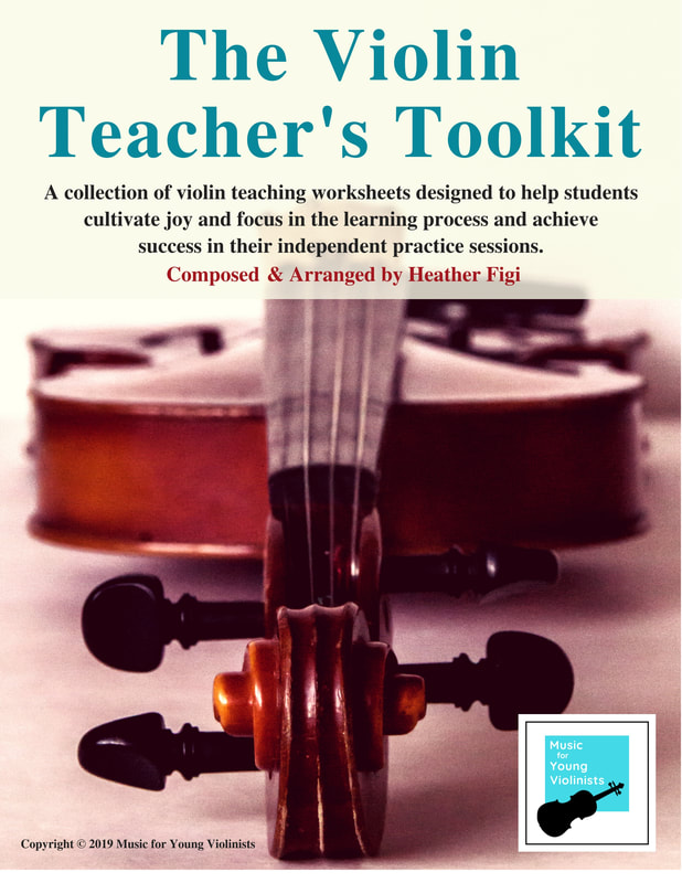 teaching violin materials