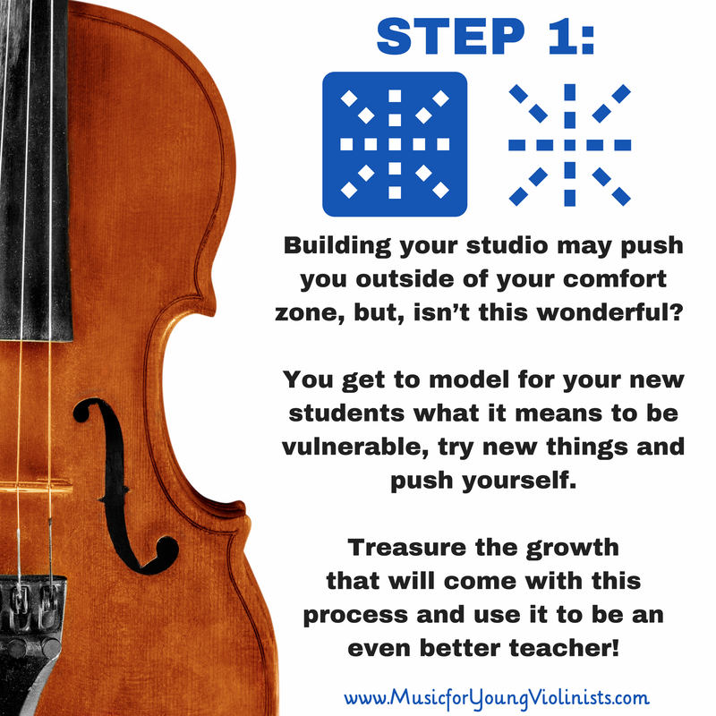 Ways to Find Violin Students
