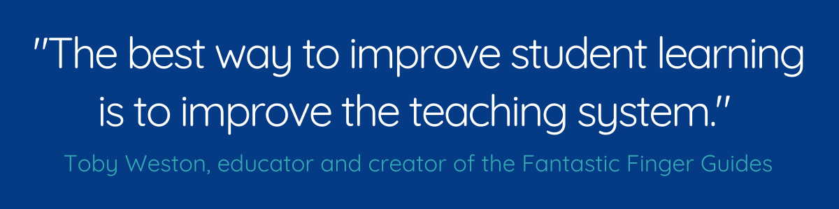 What is the best way to improve student learning